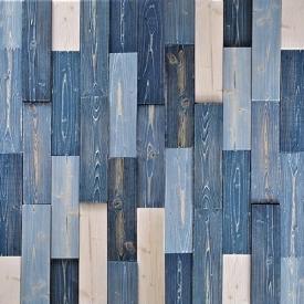 군청.모자이크블럭 wood Colour mosaic 랜덤
