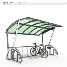 자전거 보관대 DIN : 1040